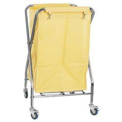 Wózek nierdzewny na pranie RCWW 3