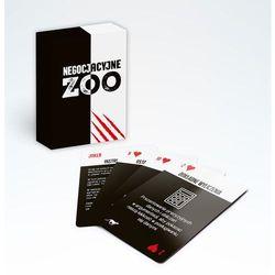 Negocjacyjne zoo (karty) - Grzegorz Załuski (opr. kartonowa)