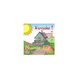 Pluszowe piosenki dla dzieci Karaoke CD wyprzedaż 04/2020 (-19%)