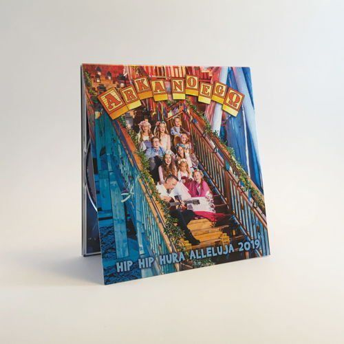 Pozostała muzyka rozrywkowa, Hip Hip Hura Alleluja 2019 - Arka Noego (Płyta CD) wyprzedaż 07/2020 (-10%)