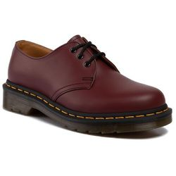 Półbuty DR. MARTENS - 1461 11838600 Cheery Red/Smooth