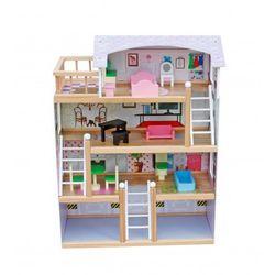 """Drewniany domek dla lalek """"Laura"""""""