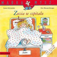 Audiobooki, Mądra mysz Zuzia w szpitalu