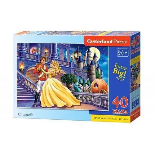 Puzzle, Puzzle MAXI: Cinderella 40 - Castor