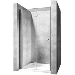Drzwi prysznicowe składane o szerokości 120 cm Best Rea ✖️AUTORYZOWANY DYSTRYBUTOR✖️