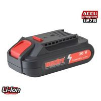 Ładowarki i akumulatory, Hecht akumulator 001277B 20V Li/1,5Ah