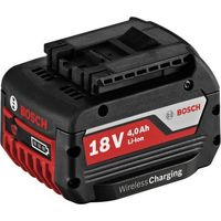 Ładowarki i akumulatory, Akumulator do elektronarzędzia Bosch Professional GBA 1600A00C42, 18 V, 4 Ah, Li-Ion