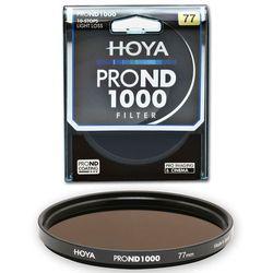 Filtr szary Hoya 77mm NDx1000 / ND1000 PROND