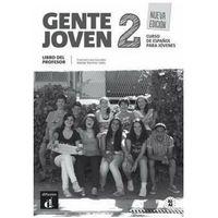 Książki do nauki języka, Gente Joven 2. Książka Nauczyciela. Nueva Edicion (opr. miękka)