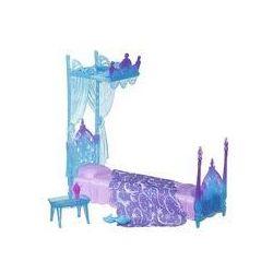 Mebelki tematyczne dla Elsy Hasbro (łóżko)