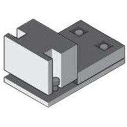 Dell processor heatsink - 2U Chłodzenie CPU - Radiator (bez wentylatora) -