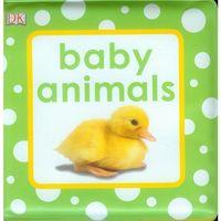 Książki do nauki języka, Squeaky Baby Bath Book Baby Animals - wysyłamy w 24h