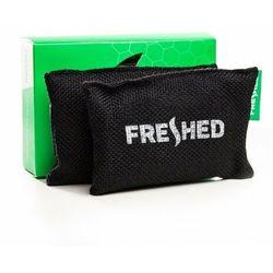 FRESHED - pochłaniacz wilgoci i zapachów do butów odzieży plecaków czarny eco