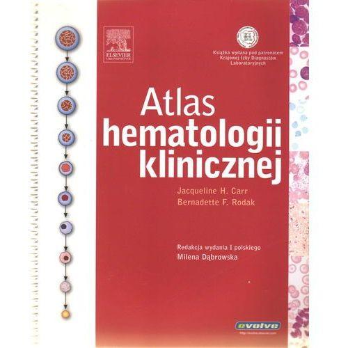 Książki medyczne, Atlas hematologii klinicznej (opr. miękka)
