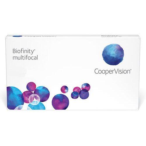 Soczewki kontaktowe, Biofinity Multifocal 3 szt.
