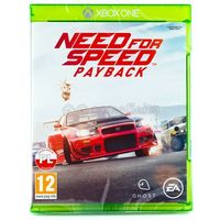 Gry na Xbox One, Need for Speed Payback (Xbox One)