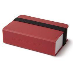 Black+Blum - Lunch box książka - czerwony - czerwony