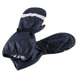 Reima Przeciwdeszczowe rękawice bez palców Puro Niebieski - granatowy   6980