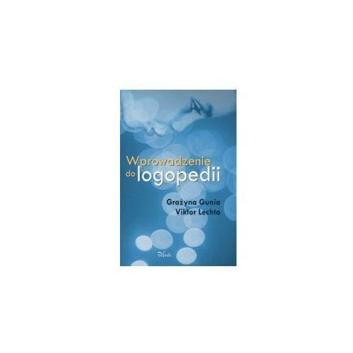 Książki medyczne, Wprowadzenie do logopedii (opr. miękka)