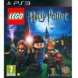 LEGO Harry Potter Lata 1-4 (PS3)