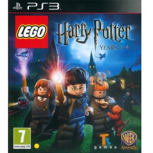 Gry na PlayStation 3, LEGO Harry Potter Lata 1-4 (PS3)