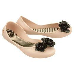 ZAXY 82301 START V FEM róż/czarny, baleriny damskie - Różowy