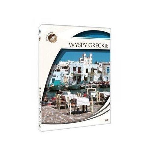 Filmy dokumentalne, Wyspy greckie (DVD) - Cass Film OD 24,99zł DARMOWA DOSTAWA KIOSK RUCHU
