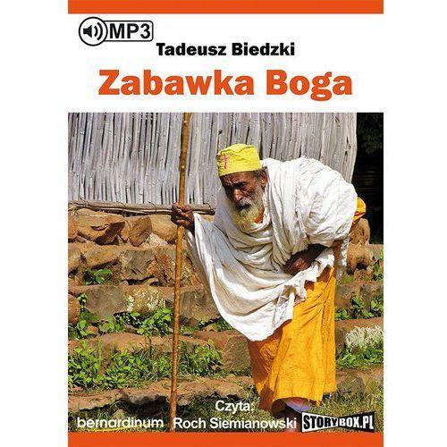 Audiobooki, Zabawka Boga - Tadeusz Biedzki