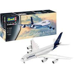 Model plastikowy airbus a380-800 lufthansa new livery
