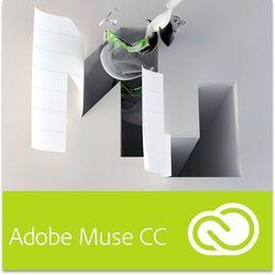 Adobe Muse CC Multi European Languages Win/Mac - Subskrypcja (12 m-ce)