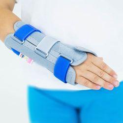 Orteza ręki i przedramienia otwarta dla dziecka około 2-12 lat, MD-118