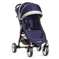 Wózki spacerowe, Wózek spacerowy City Mini Single 4W Baby Jogger (cobalt gray)