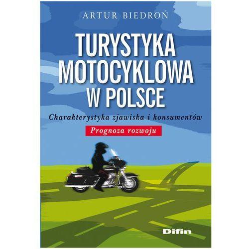 Biblioteka motoryzacji, Turystyka motocyklowa w Polsce (opr. miękka)