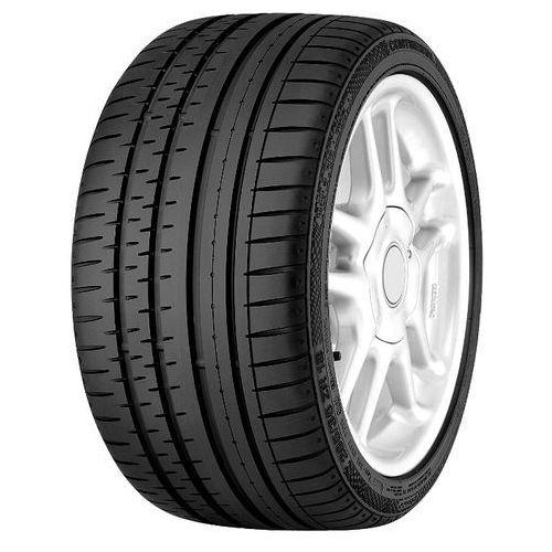 Opony letnie, Continental ContiSportContact 2 275/45 R18 103 Y