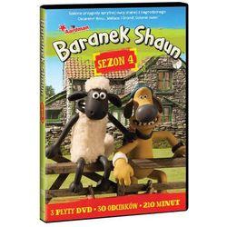 BARANEK SHAUN, SEZON 4 (3 DVD) - Zostań stałym klientem i kupuj jeszcze taniej