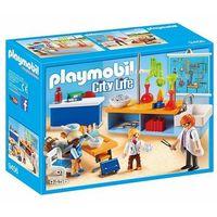 Klocki dla dzieci, PLAYMOBIL 9456 SALA DO LEKCJI CHEMII - CITY LIFE