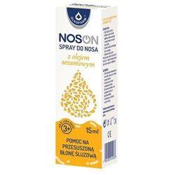 Noson Spray do nosa z olejem sezamowym 15ml
