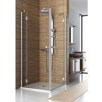 Kabiny prysznicowe, Aquaform Sol de luxe 90 x 90 (101-06082)