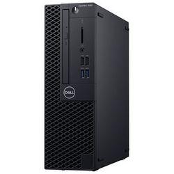 DELL Optiplex 3060 SFF [N015O3060SFF] - i5-8500 / 4 / 500 / HDD (SATA) / UHD Graphics 630 / Intel H370 / LGA1151 / Win10 Pro
