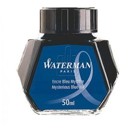 Waterman Atrament do piór Niebiesko-Czarny 50 ML