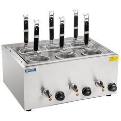 Urządzenie do gotowania makaronu, makaroniarka RCNK-6