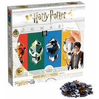Puzzle, Puzzle 500 Harry Potter House Crest Herby