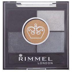 Rimmel London Glam Eyes HD 5-Colour Eye Shadow 3,8g W Cień do powiek 024 Pinkadilly Circus