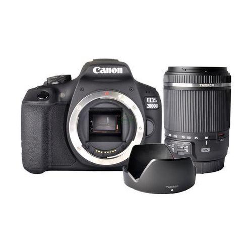 Lustrzanki cyfrowe, Canon EOS 2000D