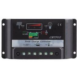Regulator ładowania FOTTON NV5 5A 12V/24V DC z wyłącznikiem zmierzchowym i czasowym