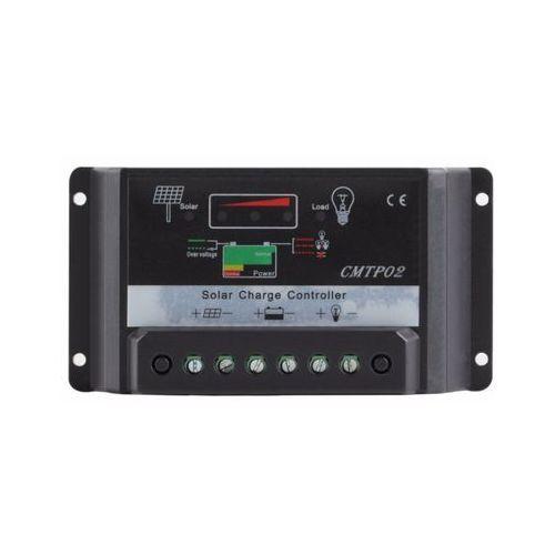 Baterie słoneczne, Regulator ładowania FOTTON NV5 5A 12V/24V DC z wyłącznikiem zmierzchowym i czasowym