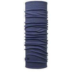 Chusta Wool Midweight Buff Solid Blue Estate - Solid Blue Estate \ Niebieskiego -30% (-30%)