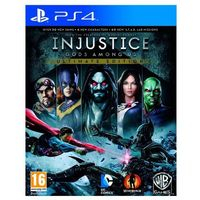 Gry na PlayStation 4, Injustice Gods Among Us (PS4)