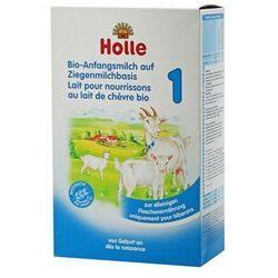 HOLLE 1 400g Mleko kozie początkowe dla dzieci i niemowląt od urodzenia w proszku BIO