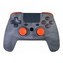 Kontroler bezprzewodowy SNAKEBYTE Game:Pad 4 S Rock do PS4